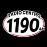 Logo da emissora Radio Centro 1190 AM
