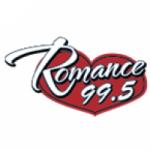 Logo da emissora Radio Romance 99.5 FM