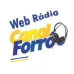 Logo da emissora Canal Web Rádio Só Forró