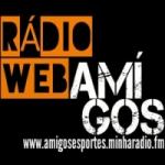 Logo da emissora Rádio Amigos