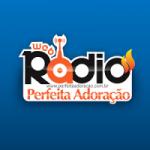Logo da emissora Rádio Perfeita Adoração