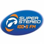 Logo da emissora Radio Super Stereo 100.5 FM