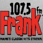 Logo da emissora WFKB 107.5 FM