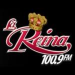 Logo da emissora Radio La Reina 100.9 FM
