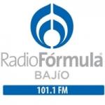 Logo da emissora Radio Fórmula 1ra Cadena 101.1 FM