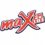 Logo da emissora Radio Max 100.1 FM