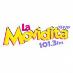 Logo da emissora Radio La Movidita 101.3 FM
