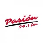 Logo da emissora Radio Pasión 94.1 FM