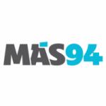 Logo da emissora Radio Más 94 Virtual