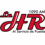 Logo da emissora Radio La HR 1090 AM