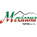 Logo da emissora Radio Mexicana 1210 AM