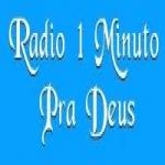 Logo da emissora Rádio 1 Minuto Pra Deus