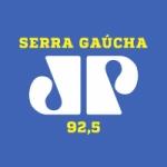 Logo da emissora Rádio Jovem Pan 92.5 FM