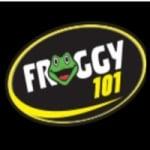 Logo da emissora WGGI 95.9 FM
