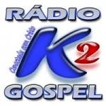 Logo da emissora Rádio K2 Gospel
