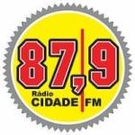 Logo da emissora Cidade 87.9 FM