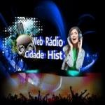Logo da emissora Web Rádio Cidade Hist
