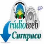 Logo da emissora Rádio Curupaco Web Rádio