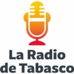 Logo da emissora La Radio de Tabasco 1230 AM