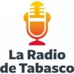 Logo da emissora La Radio de Tabasco 106.9 FM