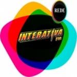 Logo da emissora Rádio Rede Interativa 98.7 FM