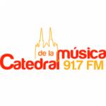 Logo da emissora Radio Catedral de La Musica 91.7 FM
