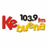 Logo da emissora Radio Ke Buena 103.9 FM