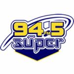 Logo da emissora Radio Súper 94.5 FM