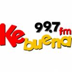 Logo da emissora Radio Ke Buena 99.7 FM