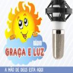 Logo da emissora Web Rádio Graça e Luz