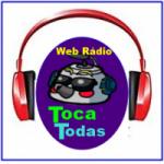 Logo da emissora Rádio Toca Todas