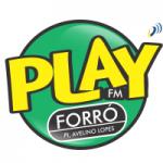 Logo da emissora Rádio Play Forró 87.9 FM