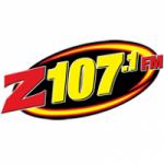 Logo da emissora Radio Z 107.1 FM