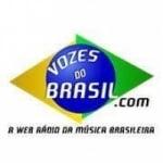 Logo da emissora Vozes do Brasil