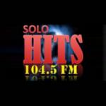 Logo da emissora Radio Solo Hits 104.5 FM