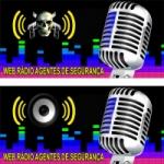 Logo da emissora Web Rádio Agentes de Segurança
