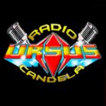 Logo da emissora Radio Ursus Candela 104.5 FM