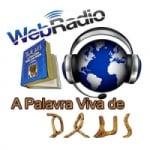 Logo da emissora Rádio A Palavra Viva de Deus