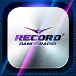 Logo da emissora Radio Record 104.4 FM