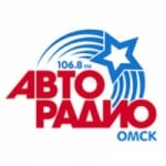 Logo da emissora Autoradio 106.8 FM