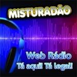 Logo da emissora Misturadão Web Rádio