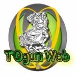 Logo da emissora Rádio T'Ogun Web