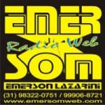 Logo da emissora Emer Som Web
