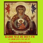 Logo da emissora Rádio Mãe de Deus