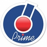 Logo da emissora Rádio Ótima Prime