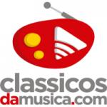 Logo da emissora Clássicos da Música