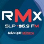 Logo da emissora Radio RMX 96.9 FM