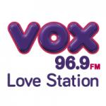 Logo da emissora Radio Vox 96.9 FM