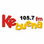 Logo da emissora Radio Ke Buena 105.7 FM