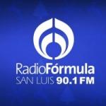 Logo da emissora Radio Fórmula 90.1 FM